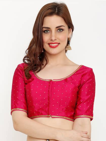 3eda1e34435 Blouses - Shop for Designer Blouse Online in India