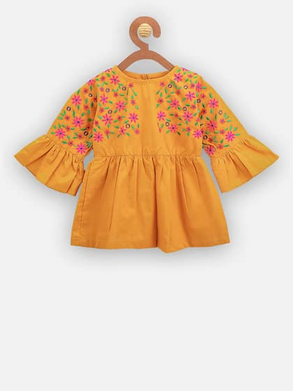 0f20b3d6531 Girls Tops - Buy Stylish Top for Girls Online in India