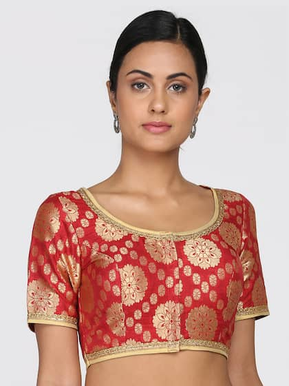 a2e7c68eeea Blouses - Shop for Designer Blouse Online in India