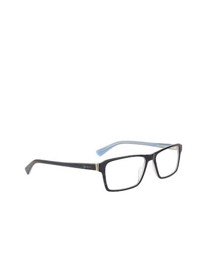 0461dc93d2a Ted Smith. Unisex Full Rim Rectangle Frames