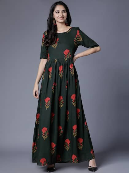 Floral Dresses - Buy Floral Print Dress Online in India  34e707310