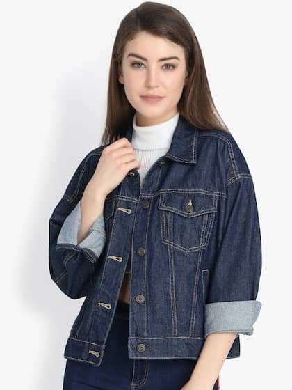 a39f1aaa89e Jackets for Women - Buy Casual Leather Jackets for Women Online