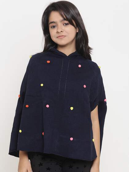 b9401959f Girl s Sweaters - Buy Sweaters for Girls Online in India