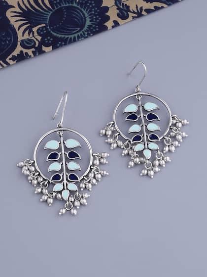 747b4f522 Earrings - Buy Earring for Women & Girls Online in India | Myntra