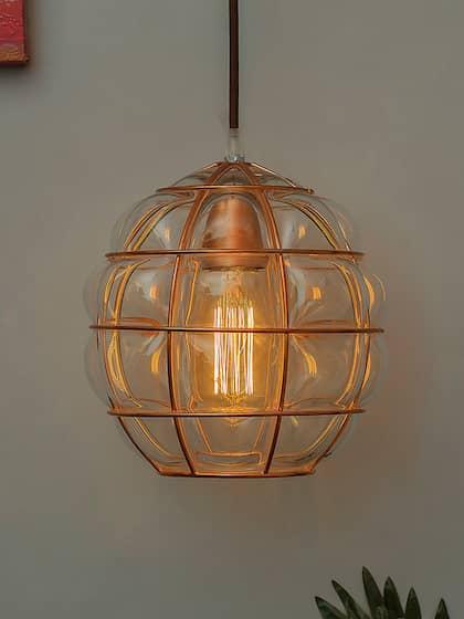 official photos ada4b e57e7 Wall Lamps & Lights - Buy Wall Lights & Lamps Online | Myntra