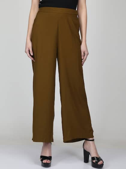 f3f92a7010e Palazzo Pant - Buy Latest Palazzo Pants Online in India