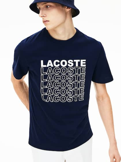 a95c2a87be Lacoste T-Shirts - Buy T Shirt from Lacoste Online Store | Myntra