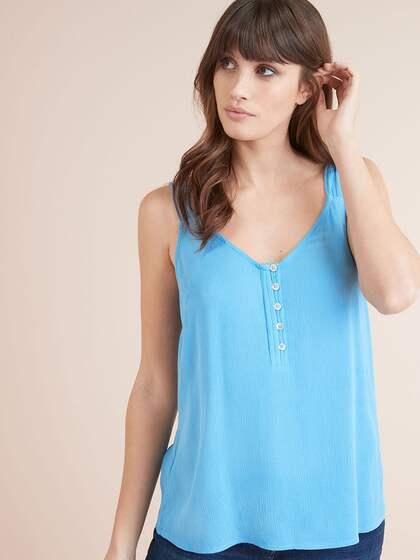 23d652894de1cd Tops - Buy Designer Tops for Girls & Women Online | Myntra