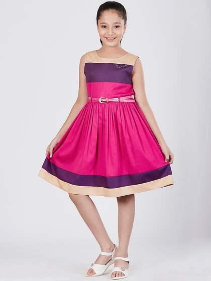 fb2e2fb7e277 Girls Dresses - Buy Frocks & Gowns for Girls Online | Myntra