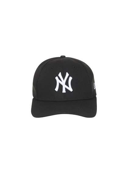size 40 a1a11 d475a NEW ERA Men Black Embroidered Baseball Cap