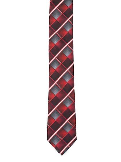 a5f11aed Ties - Buy Tie for Men & Kids Online in India | Myntra