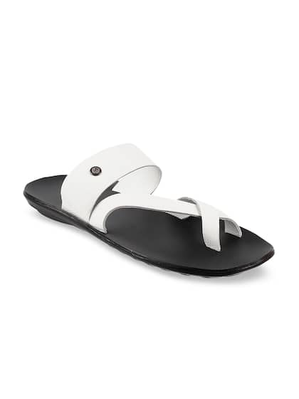 8a09dd32d60b1 White Sandals - Buy White Sandals Online in India