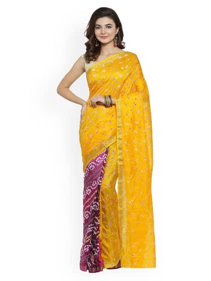 cad80be7f Vishal Sarees - Buy Vishal Prints Saree Online