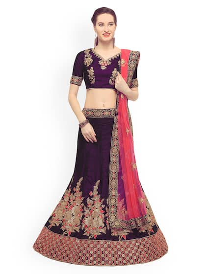 1f7bf978c Flared Lehenga - Buy Flared Lehenga Choli Online