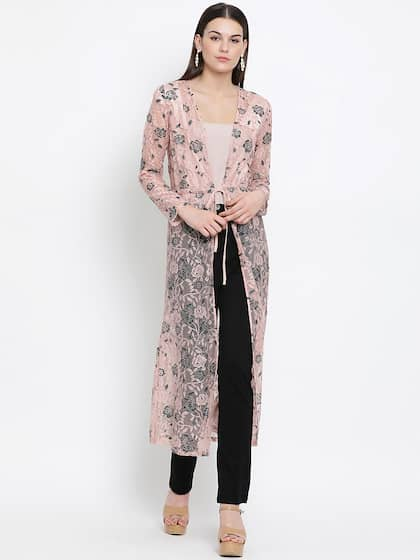 9756a836374 Shrugs - Buy Long Shrugs For Women Online - Myntra
