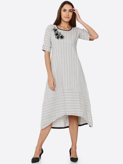 ea941e94530 Feminina Embroidered Dresses - Buy Feminina Embroidered Dresses ...