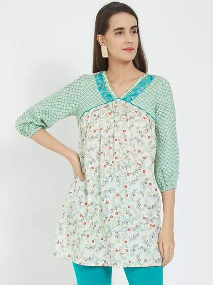 185353d844 Tunics for Women - Buy Tunic Tops For Women Online in India