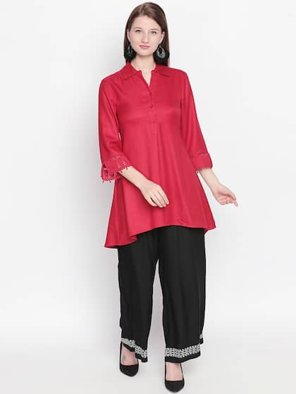cdc287aff Tunics for Women - Buy Tunic Tops For Women Online in India
