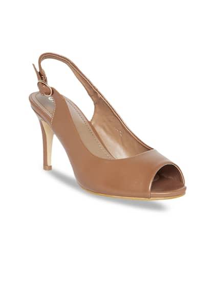 f46758dbc Heels Online - Buy High Heels, Pencil Heels Sandals Online | Myntra