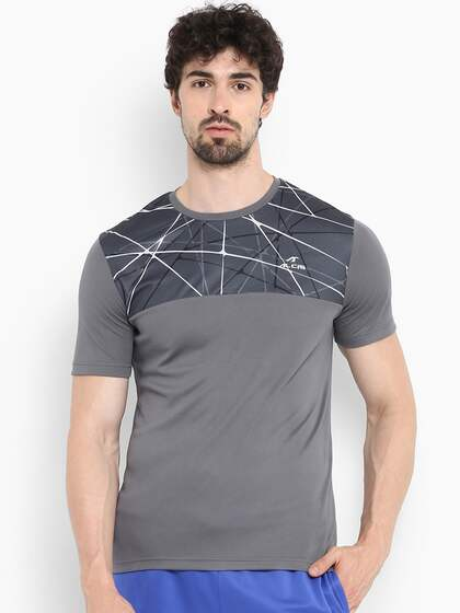 8f4facc7a Sports T-shirts - Buy Mens Sports T-Shirt Online in India |Myntra