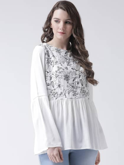 24cf5e789c0 Lace Tops - Buy Lace Tops for Women   Girls Online in India