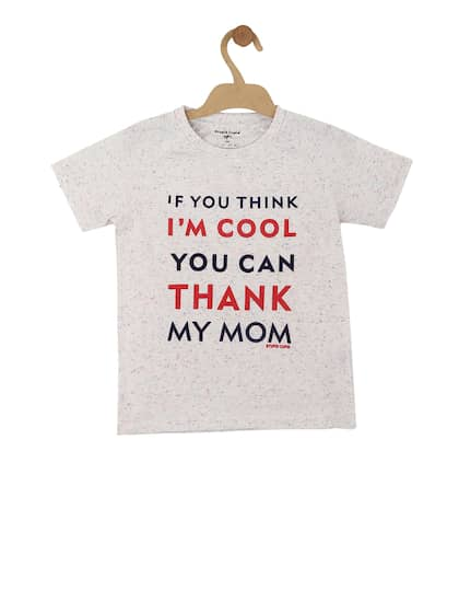 442329551 Boys T shirts - Buy T shirts for Boys online in India