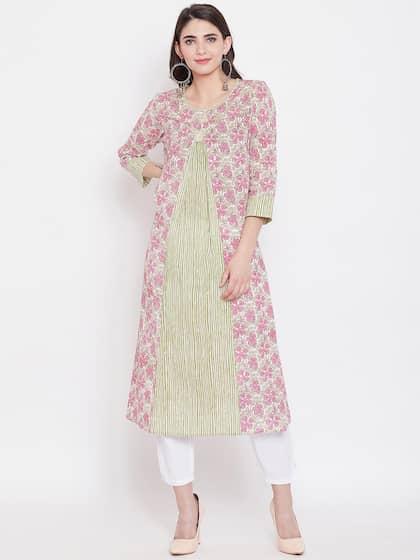 fb54d955d79 Kurtis Online - Buy Designer Kurtis & Suits for Women - Myntra