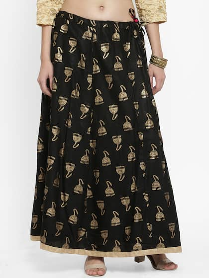 7e56922da Maxi Skirts | Buy Maxi Skirts Online in India at Best Price