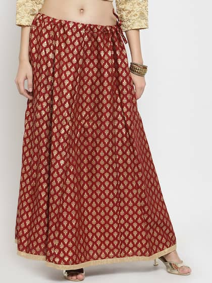 0c9814a89d Skirts for Women - Buy Short, Mini & Long Skirts Online - Myntra