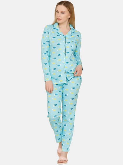 bcdca44c5f Women Loungewear & Nightwear - Buy Women Nightwear & Loungewear ...