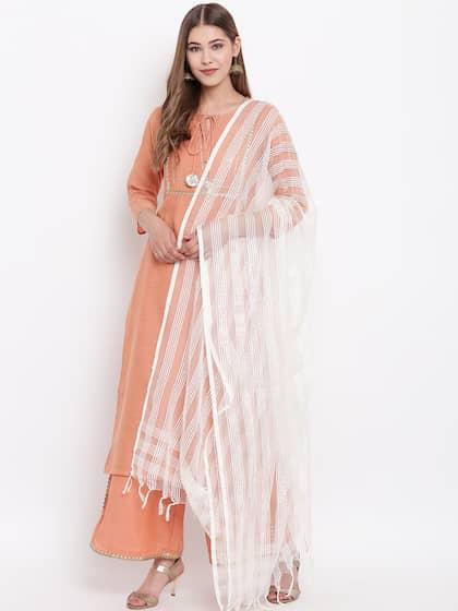 0fc1ef0878 Women Dupatta - Buy Women Dupatta Online in India