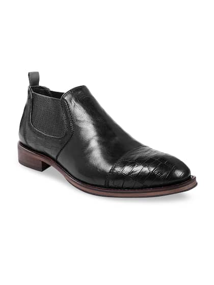 e68b4f3630d Leather Shoes | Buy Leather Shoes for Men & Women Online in India at ...