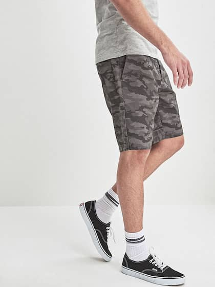 861343edc289a Printed Shorts - Buy Printed Shorts Online in India