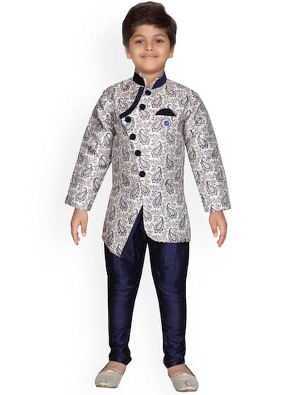 7e9bc583a2e7e3 Kids Sherwani - Buy Kids Sherwani for Boys Online | Myntra