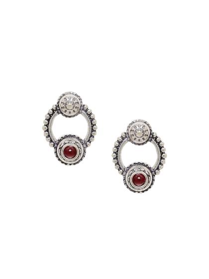 6a2db4b95d1 Stone Earrings - Buy Stone Earrings Online in India