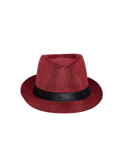 a9b8b5c41e0d88 Hats - Buy Hats for Men and Women Online in India - Myntra