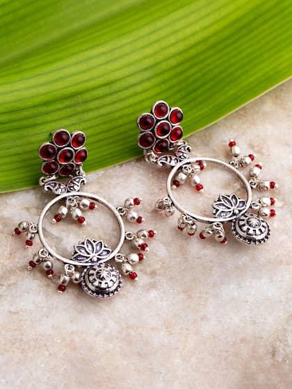a096fc394 Drop Earrings - Buy Drop Earrings Online in India