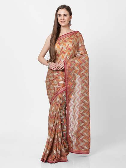 bc2c3b6403 Fashion Sarees - Online shopping of Fashionable Saree in India - Myntra
