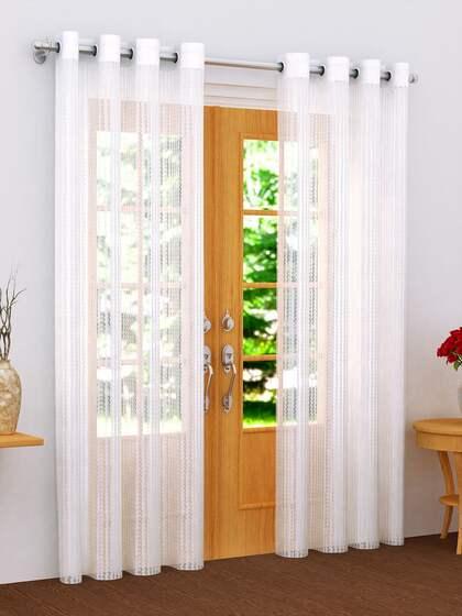 Curtains - Buy Window Curtains & Door Curtains Online | Myntra