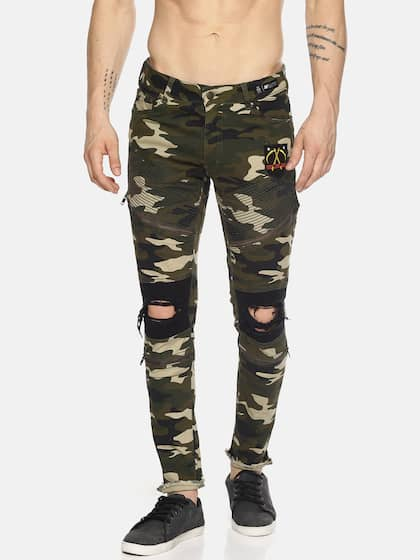 787afa1dd65d14 Camouflage Pants - Buy Camo Army/Cargo Pants for Men & Women