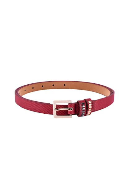 4ce17e5272c0 Belts for Women - Buy Ladies Belts Online in India | Myntra