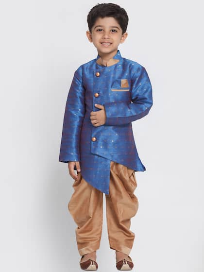 499bb85e245b8 Kids Sherwani - Buy Kids Sherwani for Boys Online | Myntra