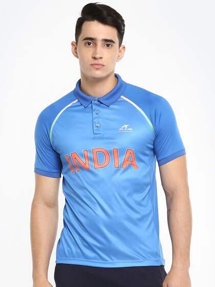 3ce55dd23 Cricket Jerseys - Buy Cricket Jersey Online in India | Myntra