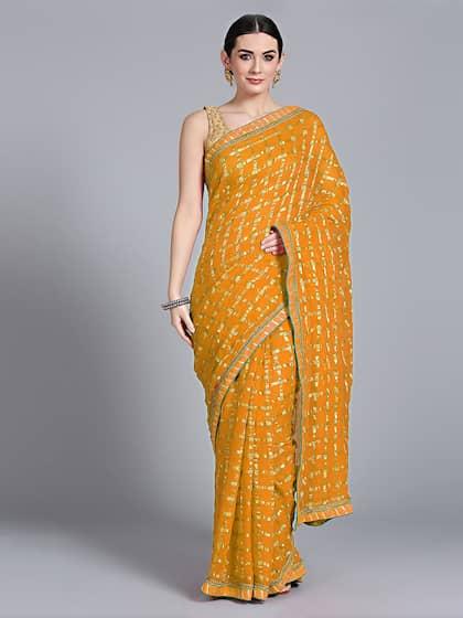 f6cdc4a794 Heavy Work Sarees - Bridal Wear, Partywear, Traditional Wear Saree