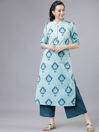 7875569fd2 Salwar Suits - Buy Designer Salwar Suit Online in India | Myntra