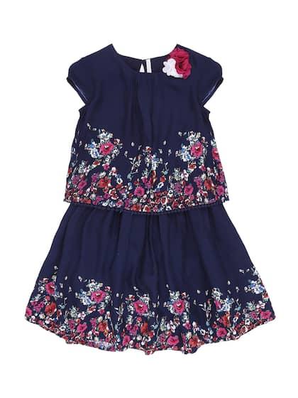 0d0e8e91028f3 Girls Dresses - Buy Frocks & Gowns for Girls Online | Myntra