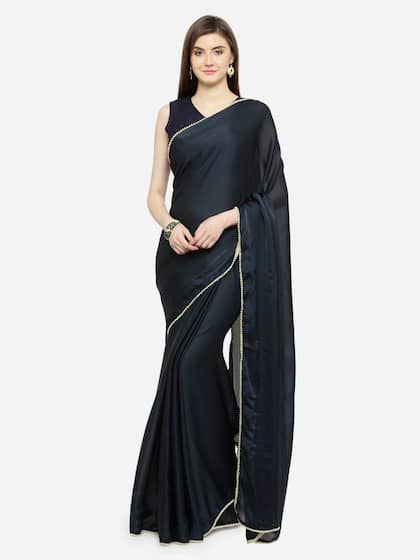 e64cc63e7f1ef8 Satin Sarees - Appealing Satin Sarees Collection Online in India ...
