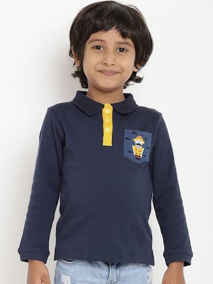 5d5e5539e2b4c Boys Clothing - Buy Latest & Trendy Boys Clothes Online | Myntra