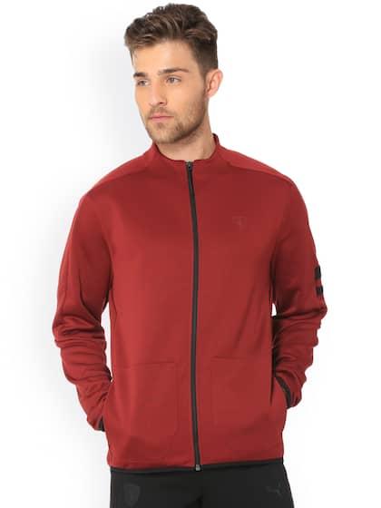 e26a3e292 Puma Jacket - Buy original Puma Jackets Online in India | Myntra