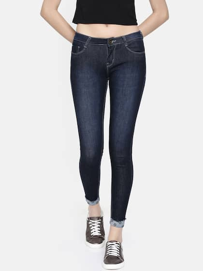 fb9652498ea Jeans for Women - Buy Womens Jeans Online in India | Myntra
